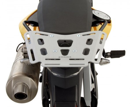 TOURATECH Багажник алюминиевый для BMW F650GS(Twin)/F700GS/F800GS/F800GS Adventure (0104801010)