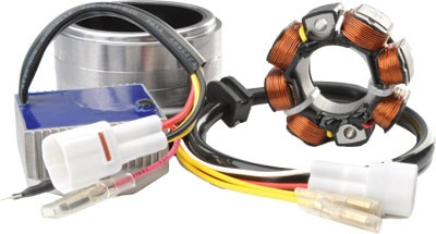 Trail Tech KTM 450/525/530 07-11 EXC 4 Strokes Stator Complete Electrical System Kits (SR-8313)