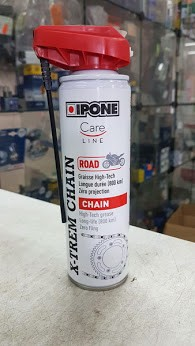 IPONE Смазка цепи X-Trem Chain Road 250ml (*12) (80010)