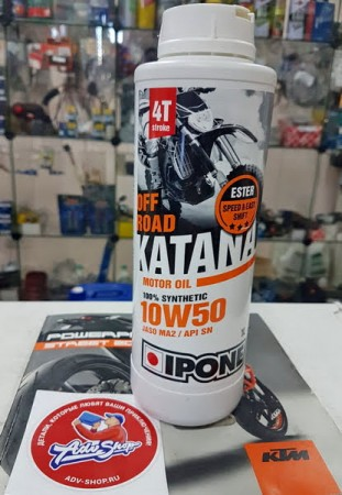 IPONE KATANA OFF-ROAD 10W50  1L  ( 800015 )