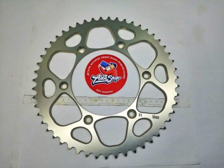 KTM Rear Sprocket 51-T ( 7771015105101 / 58310151051 )