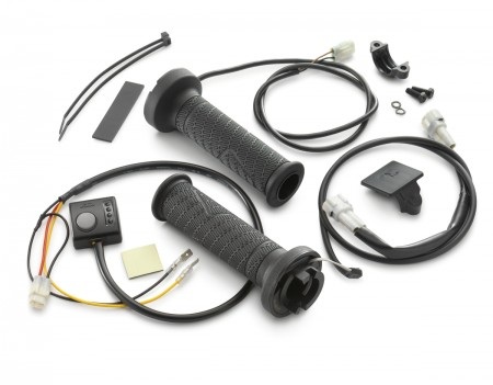 KTM теплые ручки HEATED GRIP KIT 790A ( 64112964044 )