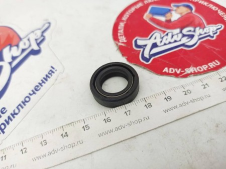 KTM SHAFT SEAL RING 15X24X7 A-DUO Сальник коленвала SX 50 / помпы 400 620 640 ( 0760152472 / 0760152470 )