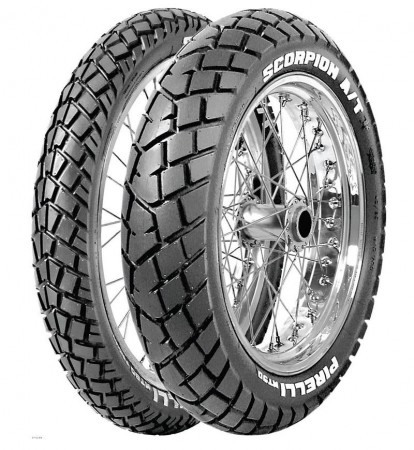 Pirelli Scorpion MT90 A/T 140/80-18 70 S TT (Rear)