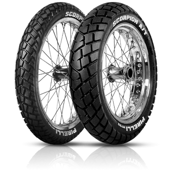 Pirelli Scorpion MT90 A/T 150/70-18 70V M/C (Rear)