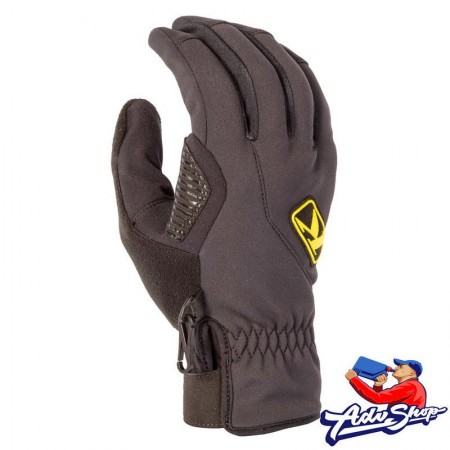 Klim 2017 Inversion Gloves  Black перчатки черные  L